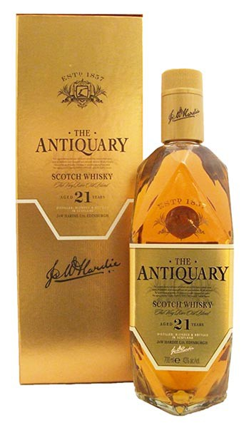 Antiquary 21 Year Old Blended Scotch whisky