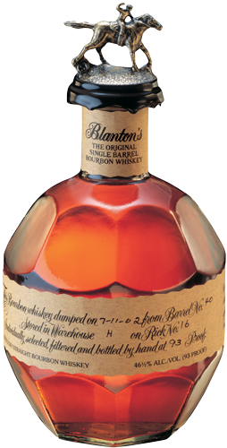 Blanton's Single Barrel Bourbon Whiskey 750 ml