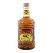 Scorpion Mezcal Anejo, 100% Agave One Year Aged in Oak.