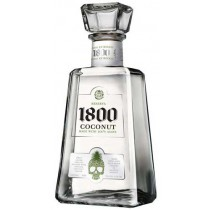 1800 Coconut, Reserva, Made With 100% De Agave Tequila 1L