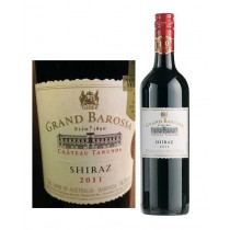 2011, Chateau Tanunda Shiraz, Grand Barossa
