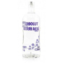 Absolut Berri Acai, Imported Vodka 1.75L
