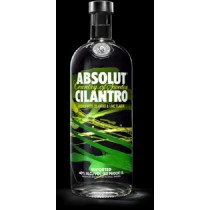 Absolut Cilantro, Vodka With Cilantro & Lime