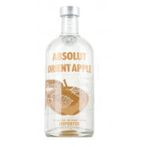 Absolut Oriental Apple, Imported Vodka