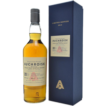 Auchroisk 20 Year Old Limited Edition Single Malt Scotch whisky
