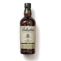 Ballantine's Very Old Blended Scotch Whisky Aged 21 Years