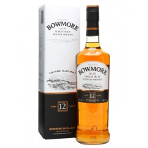 Bowmore-12yr Islay Single Malt Scotch Whisky