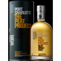 Bruichladdich - Port Charlotte The Peat Project, Islay Single Malt Scotch Whisky