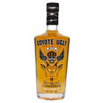 Coyote Ugly, NYC, Canadian Whisky