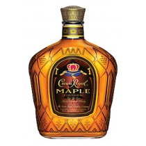 Crown Royal, Maple Finished, Fine De Luxe, Maple Flavored Whisky