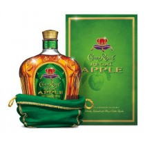 Crown Royal, Regal Apple, Apple Flavored Whisky