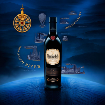 Glenfiddich 19 Years, Age of Discovery - Bourbon Cask Reserve, Single Malt Scotch Whisky