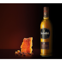Glenfiddich 15 Year Old Solera, Single Malt Scotch Whisky