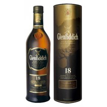 Glenfiddich, Single Malt Scotch Whisky, 18 Years Old