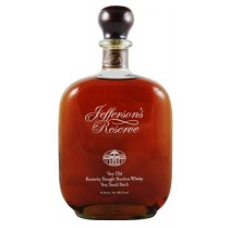 Jefferson's Reserve - Very Old Kentucky Straight Bourbon Whisky - Very small batch