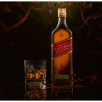 Johnnie Walker Red Label, Blended Scotch Whisky (750 ml)