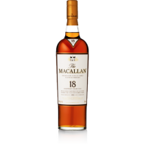 The Macallan Sherry Oak 18 Years Old, Highland Single Malt Scotch Whisky