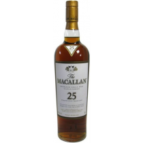 The Macallan Sherry Oak 25 Years Old, Highland Single Malt Scotch Whisky