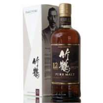 Nikka Whisky, Taketsuru Whisky, Pure Malt 12 Years Old (Old Rare bottling)