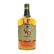 Seagram's Vo, Gold, Canadian Whisky A Blend