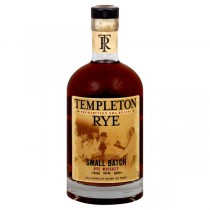 Templeton Prohibition Era Recipe Rye Small Batch, Rye Whiskey
