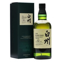 The Hakushu Suntory 12 Years Old Single Malt Whisky