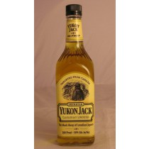 Yukon Jack Canadian Liqueur, Cordial Imported